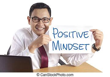 γενική ιδέα , θετικός , motivational , mindset , αναφέρω , λόγια