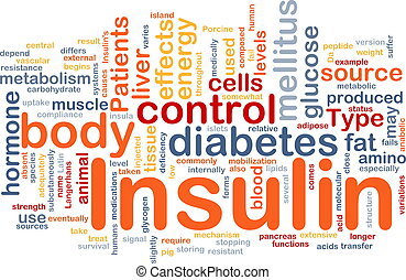 γενική ιδέα , ινσουλίνη , φόντο , διαβήτης