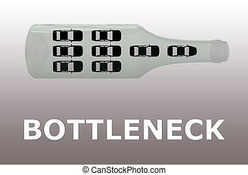 γενική ιδέα , - , κυκλοφορία , bottleneck