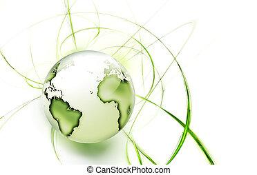 γενική ιδέα , περιβάλλοντος