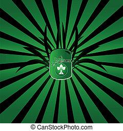 γενική ιδέα , πράσινο