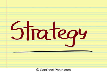 γενική ιδέα , στρατηγική