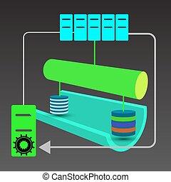 γενική ιδέα , σύστημα , βάση δεδομένων