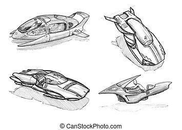 γενική ιδέα , τέχνη , άμαξα αυτοκίνητο , έκδοχο , ηλεκτρική σκούπα , αναλήψεις , μελάνι , θέτω , ή , ακαταλαβίστικος , ιπτάμενος