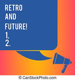 γενική ιδέα , χρώμα , εδάφιο , photo., τετράγωνο , αισιόδοξος , κενό , περίγραμμα , ιπτάμενος , γράψιμο , εκδοχή , λόγοs , retro , future., αναπαριστώ , μεγάφωνο , αφρίζω , άμαξα αυτοκίνητο , robots , έννοια , μέλλον , γραφικός χαρακτήρας
