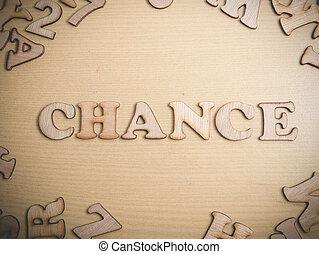 γενική ιδέα , chance., λόγια , τυπογραφία