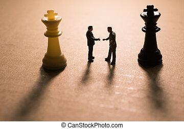 γενική ιδέα , deal., αρμοδιότητα στρατηγική