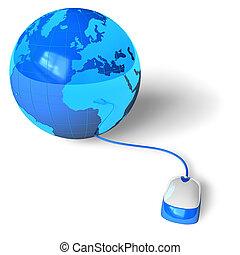 γενική ιδέα , internet