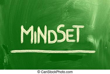 γενική ιδέα , mindset