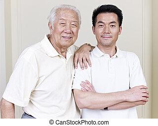 γεννήτωρ και γιος