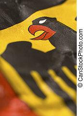 γερμανικά αετόμορφο αναλόγιο