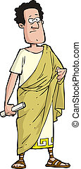 γερουσιαστής , ρωμαϊκός
