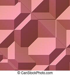 γεωμετρία , γωνιώδης