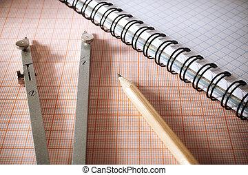 γεωμετρία , εργαλεία