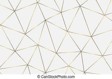 γεωμετρικός , πολύτιμος φόντο
