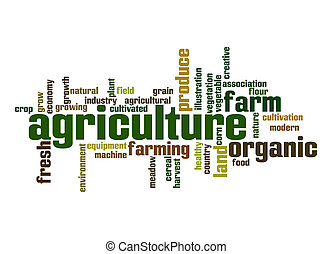 γεωργία , λέξη , σύνεφο