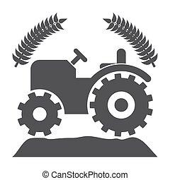 γεωργία , μικροβιοφορέας , εικόνα