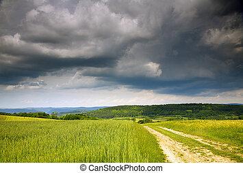 γεωργία , τοπίο