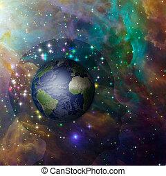 γη , μυαλό