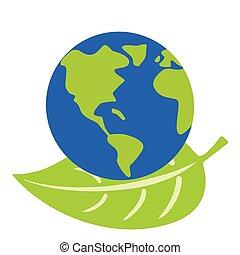 γη , φύλλο , πράσινο