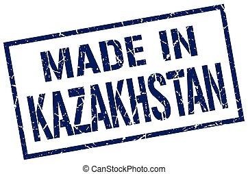 γινώμενος , μέσα , καζακστάν , γραμματόσημο