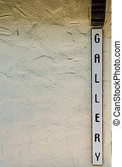 γκαλερί , σήμα