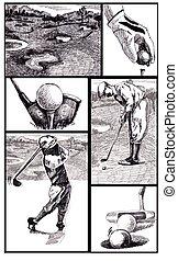 γκολφ , συλλογή
