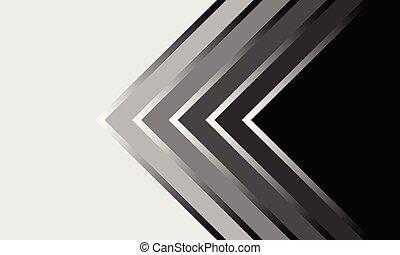 γκρί , πρότυπο , αφαιρώ , back., άγκιστρο στερέωσης ρούχων , μαύρο βέλος , ή , αριστερά