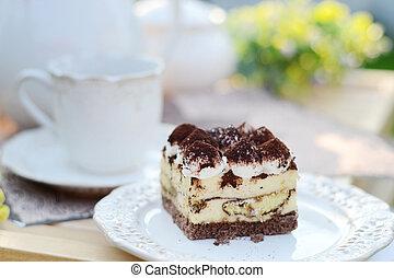 γλυκός , καφέs , σοκολάτα , ζυμαρικά , κύπελο