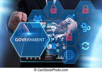 γνωμικό , δίκτυο , εργαζόμενος , κυβέρνηση , inscription:, concept., νέος , κατ' ουσίαν καίτοι όχι πραγματικός , επιχείρηση , μέλλον , internet , επιχειρηματίας , οθόνη , τεχνολογία