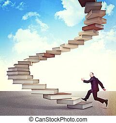 γνώση , δρόμος
