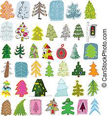 γράφω άσκοπα , δέντρα , xριστούγεννα , συλλογή