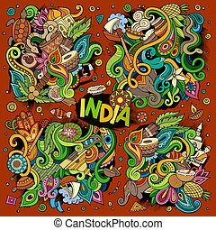 γράφω άσκοπα , διάταξη , θέτω , ινδός , γελοιογραφία