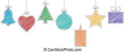 γράφω απροσεκτώς , xριστούγεννα , hangtags