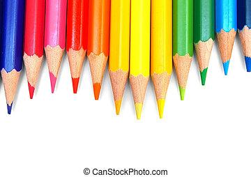 γράφω , χρώμα , άσπρο , φόντο.
