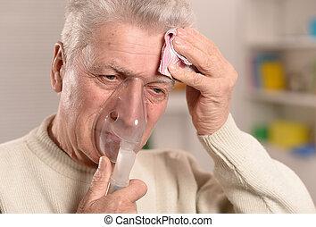 γρίπη , εισπνοή , άντραs