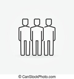 γραμμή , άνθρωποι , εικόνα
