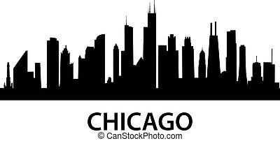γραμμή ορίζοντα , σικάγο