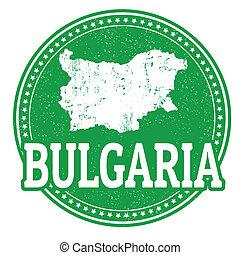 γραμματόσημο , βουλγαρία