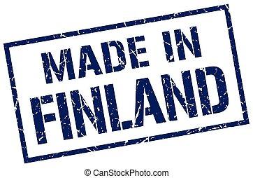 γραμματόσημο , φινλανδία , γινώμενος