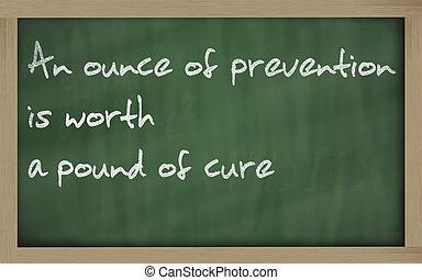 """γραπτό , """", μαυροπίνακας , κοπανίζω , περσικός πάνθηρας , γιατρεία , αξία , πρόληψη"""