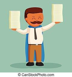 γραφείο , αφρικανός , έγγραφο , έξοχος , θημωνιά , άντραs