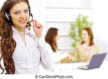 γραφείο , γυναίκα αρμοδιότητα
