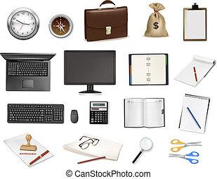 γραφείο , supplies., επιχείρηση