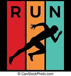 γραφικός , μικροβιοφορέας , αγώνισμα , αρμοδιότητα , περίγραμμα , τρέξιμο