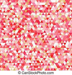 γραφικός , τριγωνικό σήμαντρο , γεωμετρικός , seamless, πρότυπο