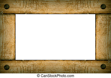γριά , ξύλινος , φόντο , κορνίζα