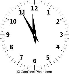 γριά , xριστούγεννα , ρολόι