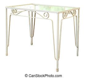 γυαλί , άνω τμήμα , τραπέζι