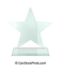 γυαλί , βραβείο